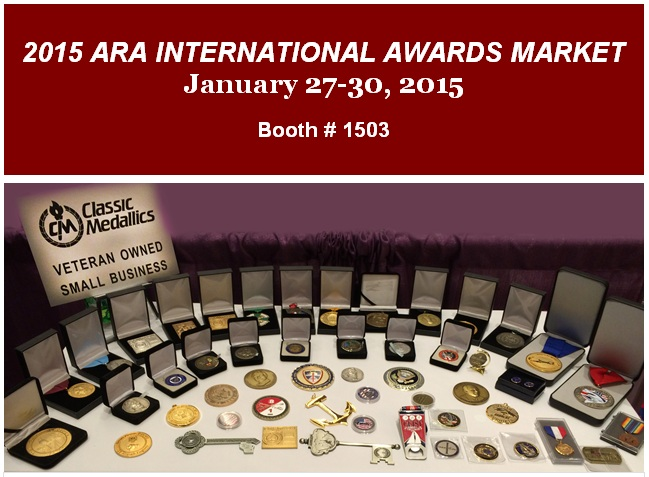 2015 ARA International Awards Market